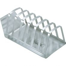 TOAST RACK-S/S 6-SLICE W/BASE - Catering Sale