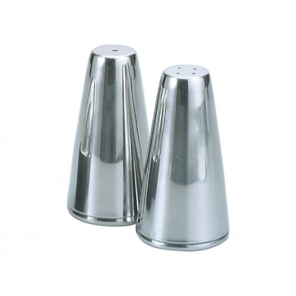 CHEF INOX SALT&PEPPER SHAKER-18/10 (50ml) - Catering Sale