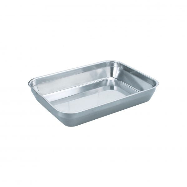 ROAST PAN-18/10 410x310x75mm - Catering Sale