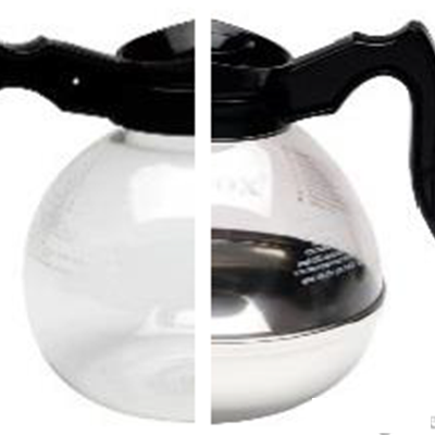 Semak Coffee Pots / Glass