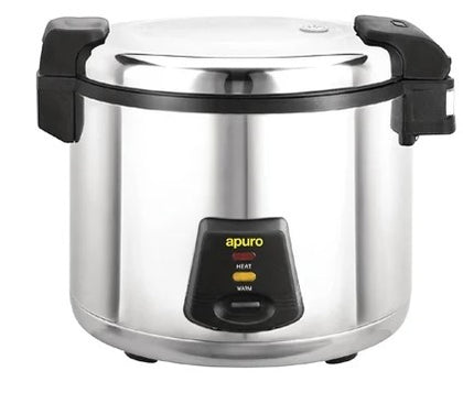 Apuro  CK698-A Large Rice Cooker 20Ltr - Catering Sale