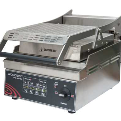 Woodson PRO SERIES CONTACT TOASTER W.GPC61SC - Catering Sale