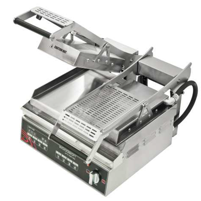 Woodson PRO SERIES CONTACT TOASTER - TWIN PLATES W.GPC62SC - Catering Sale
