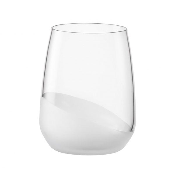 WAVE-TUMBLER PART FROSTED 430ml (6 pcs) - Catering Sale