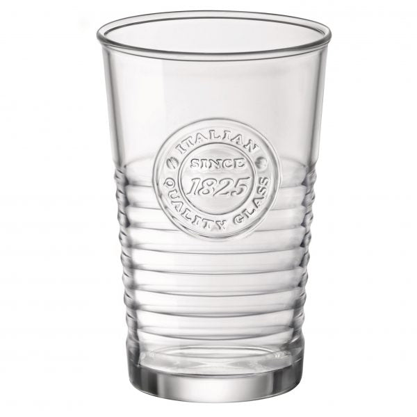 OFFICINA1825-TUMBLER CLEAR 300ml (6 pcs)