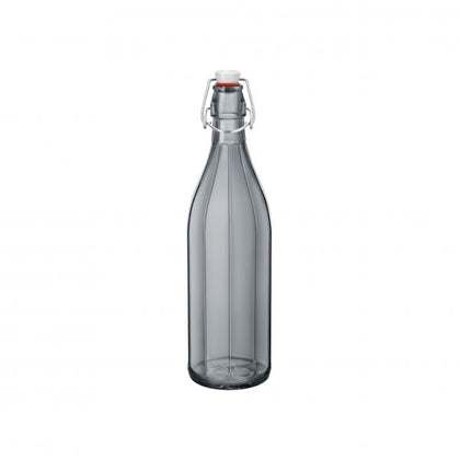 OXFORD-BOTTLE 1.0lt W/TOP GREY (6 pcs) - Catering Sale
