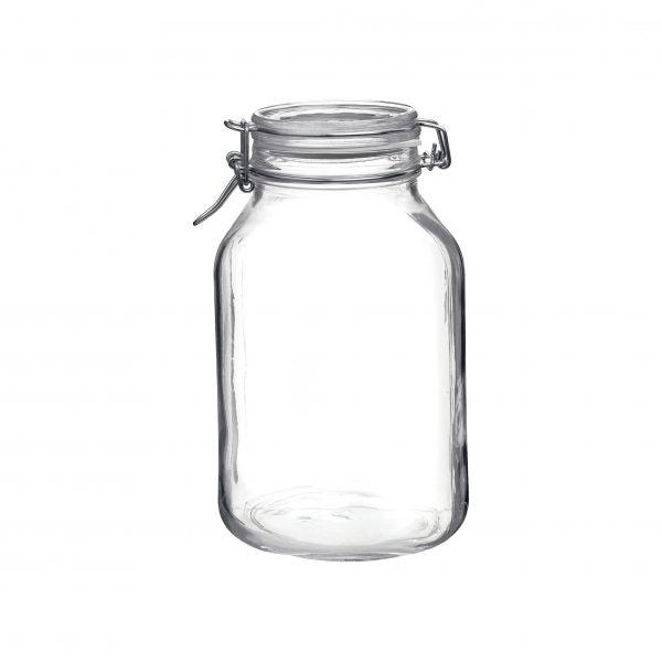 FIDO-JAR 3.0lt CLEAR LID (1.49250) (6pcs)