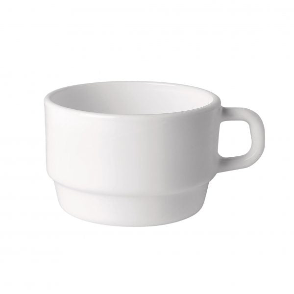 PERFORMA-STACKABLE CUP 220ml WHITE (4.05832) - Catering Sale