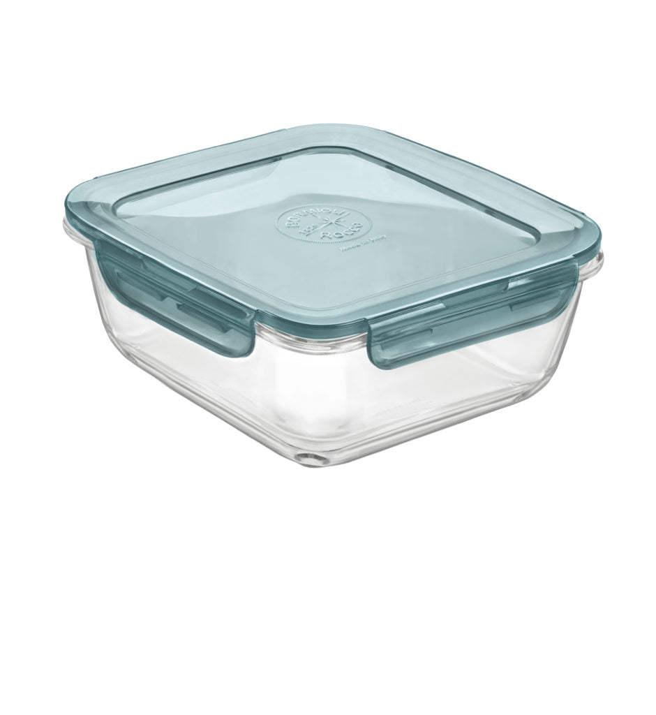 EVOLUTION FOOD STORAGE SQUARE 180x180x80mm (389112MH2321990) (4pcs) - Catering Sale