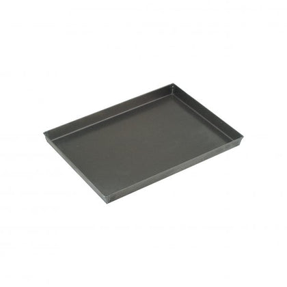 BAKING SHEET-BLUE STEEL 400x300x30mm