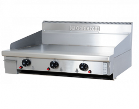 Goldstein Bench Top Gas Griddle - 305mm Wide - Catering Sale