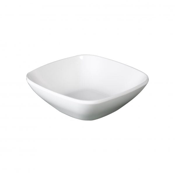 SQUARE SAUCE DISH 75x75x20mm (12pcs) - Catering Sale