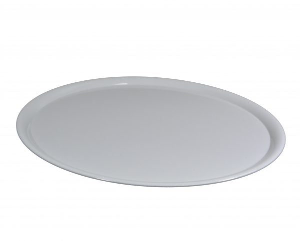 CAKE PLATE/TRAY w/RAISED RIM 300mm (12pcs) - Catering Sale