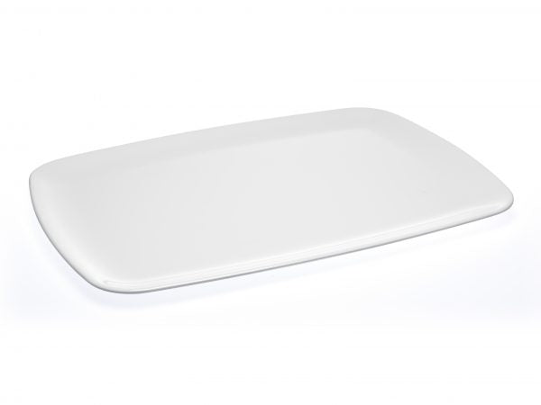 RECTANGULAR TRAY COUPE 485x355x30mm - Catering Sale