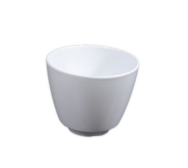 TEA CUP FOOTED WHITE 125ml 70x55mm (12pcs) - Catering Sale