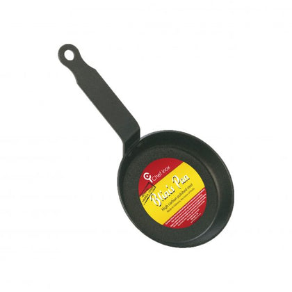 BLINIS PAN- HIGH CARBON STEEL 120mm - Catering Sale