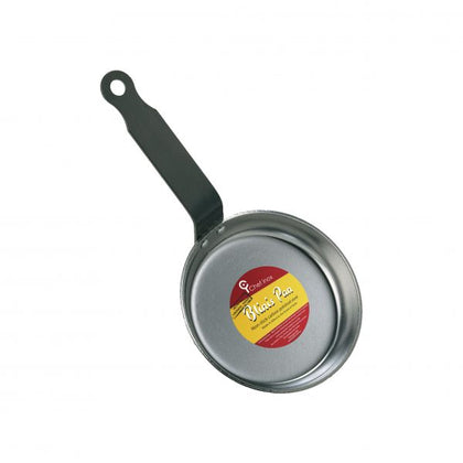 BLINIS PAN- HIGH CARBON STEEL/NON STICK 140mm - Catering Sale