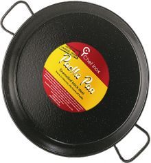PAELLA PAN- ENAMELLED 150mm - Catering Sale
