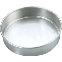 CAKE PAN-ALUM ROUND 200x50mm - Catering Sale