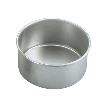 CAKE PAN-ALUM ROUND 150x75mm - Catering Sale