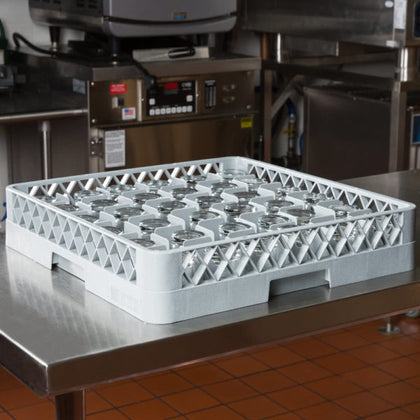 CHEF INOX WASHRACK 36-COMP 490x490x100mm - Catering Sale