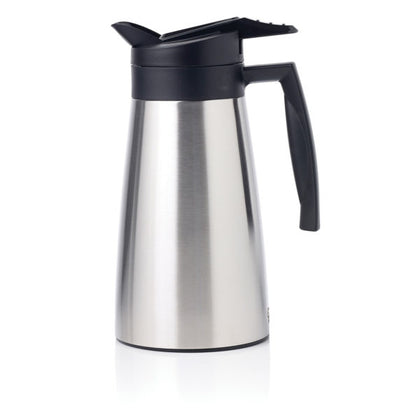 CHEF INOX EXECUTIVE JUG 1.5lt SATIN FINISH PUSH BUTTON - Catering Sale
