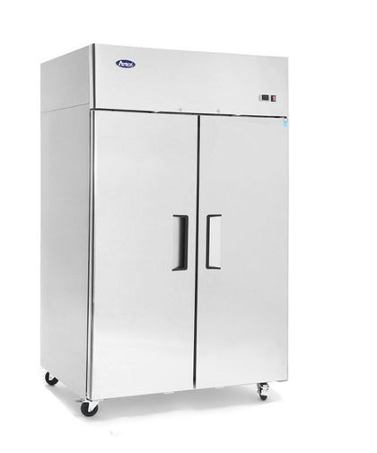 SIMCO MBF8002 Top Mounted 2 Door Freezer - Catering Sale