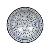 GUSTA-OUT OF THE BLUE STARS ROUND BOWL 135mm (6pcs)