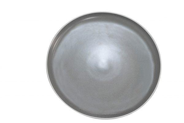 TABLEKRAFT URBAN ROUND COUPE PLATE GREY 200mm (6pcs) - Catering Sale