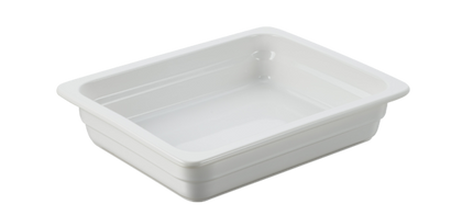 CHEF INOX GASTRONORM PORCELAIN DISH - Catering Sale