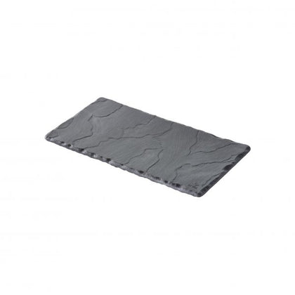 REVOL BASALT TRAY 200x100mm - Catering Sale