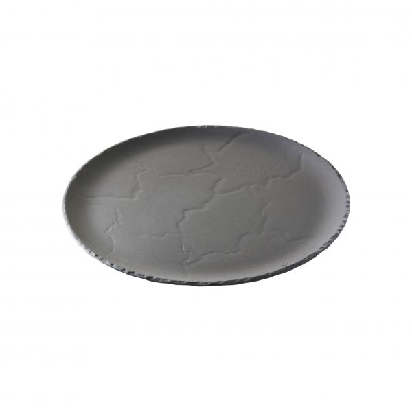 REVOL BASALT ROUND PLATE 285mm - Catering Sale