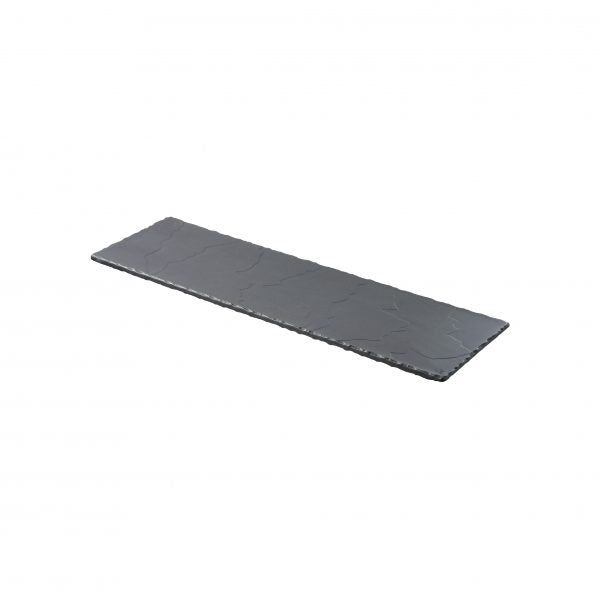 REVOL BASALT RECT.TRAY 2/4 GN SIZE 540x165x10mm - Catering Sale