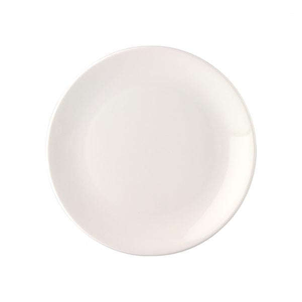 RB ASCOT ROUND PLATE-305mm COUPE (B0537) (was 95208) - Catering Sale