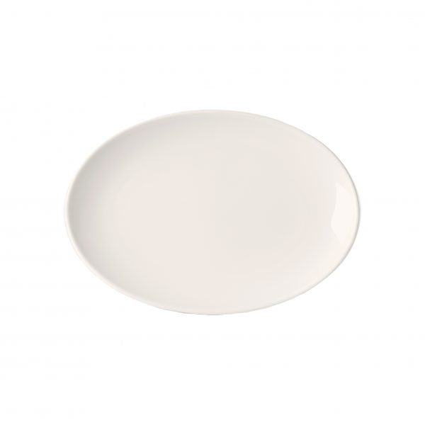 ROYAL BONE ASCOT PLATTER-OVAL 235mm COUPE (B0584) - Catering Sale