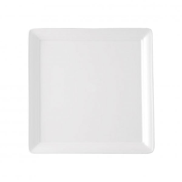 SQUARE PLATTER-260mm AURA (931/4926) - Catering Sale