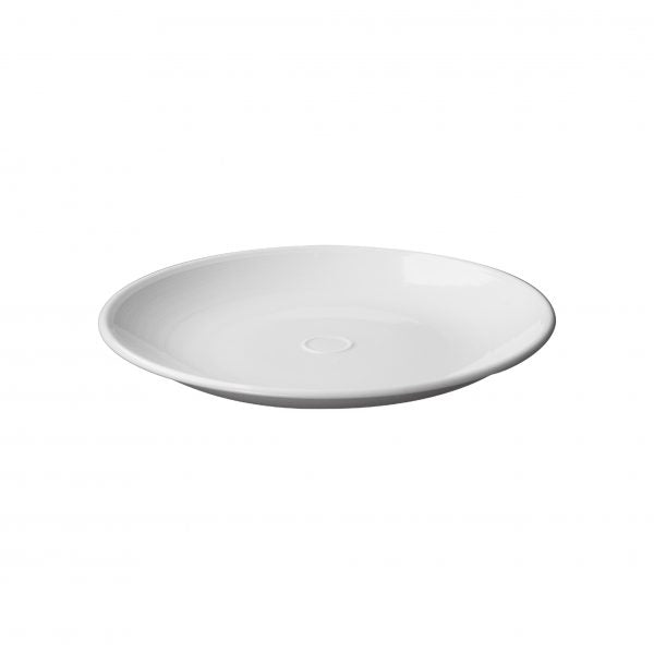 DEEP ROUND PLATE 300mm AURA (1pcs) - Catering Sale