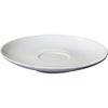 SAUCER FOR 96487 CAPPUCCINO CUP 160mm ALTO (412006) - Catering Sale
