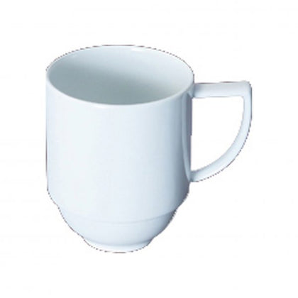 COFFEE MUG-STACKABLE 330ml (6pcs) - Catering Sale