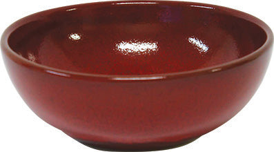 ARTISTICA CEREAL BOWL 160x55mm REACTIVE RED (4pcs) - Catering Sale