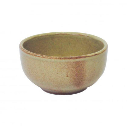 ARTISTICA ROUND BOWL 115x55mm FLAME (4pcs) - Catering Sale
