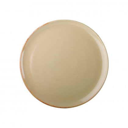 ARTISTICA PIZZA PLATE 330mm FLAME (1pcs) - Catering Sale