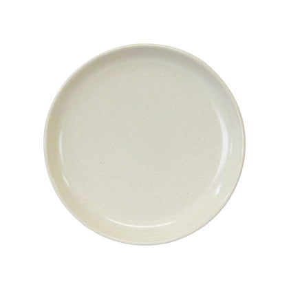 ARTISTICA ROUND PLATE-190mm Rolled Edge SAND (4pcs) - Catering Sale