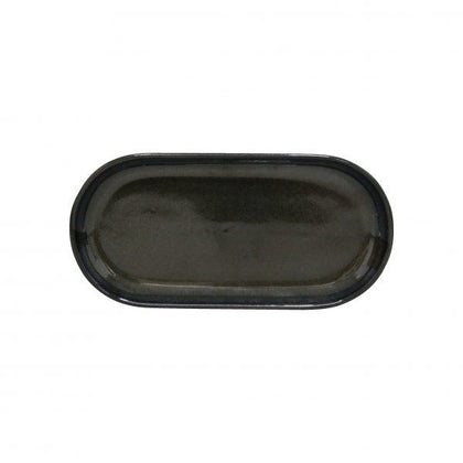 ARTISTICA OVAL PLATE COUPE 300x140mm  MIDNIGHT BLUE (4pcs) - Catering Sale