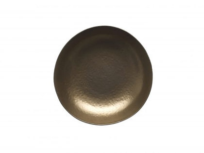 VILAMOURA BRONZE ROUND SHARE BOWL FLARED 300x295x75mm (4pcs) - Catering Sale