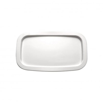 APS GN TRAY- 1/4 SIZE 265x162mm WHITEMELAMINE