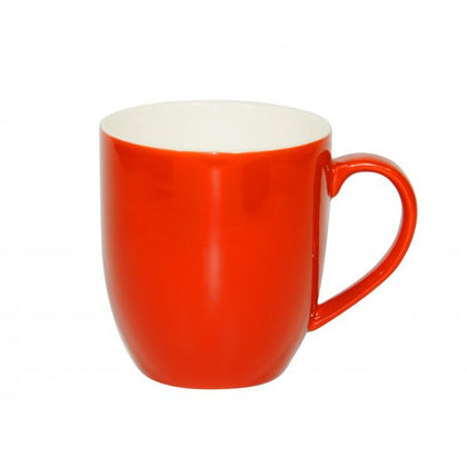 BREW-CHILLI/WHITE MUG 380ml (6pcs) - Catering Sale