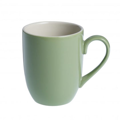 BREW-SAGE/WHITE MUG 380ml (6pcs) - Catering Sale
