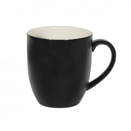 BREW-SMOKE/WHITE MUG 380ml (6pcs) - Catering Sale