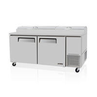 Turbo Air CTPR-67SD PIZZA PREP TABLE Refrigerator - Catering Sale